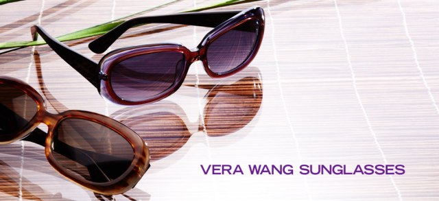 Vera Wang Sunglasses at MYHABIT