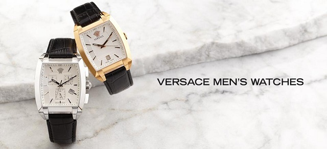 Versace Men's Watches at MYHABIT