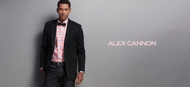Alex Cannon at MYHABIT