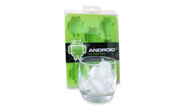 Android Ice Cube Tray