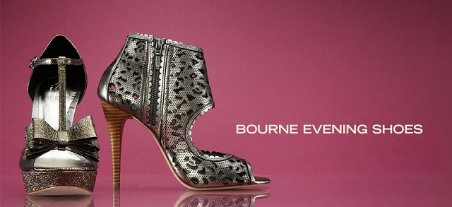 Bourne Evening Shoes at MYHABIT