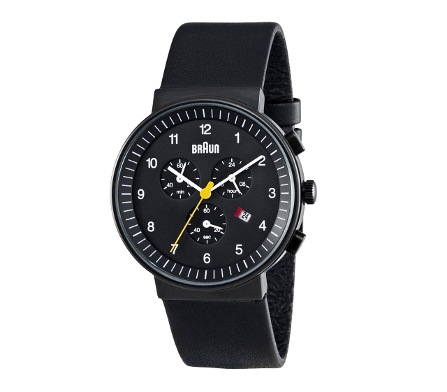 Braun Chronograph Watch