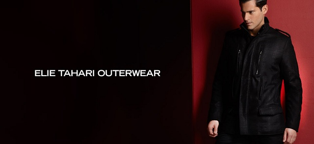 Elie Tahari Outerwear at MYHABIT