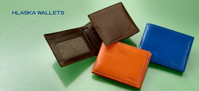 Hlaska Wallets at MYHABIT