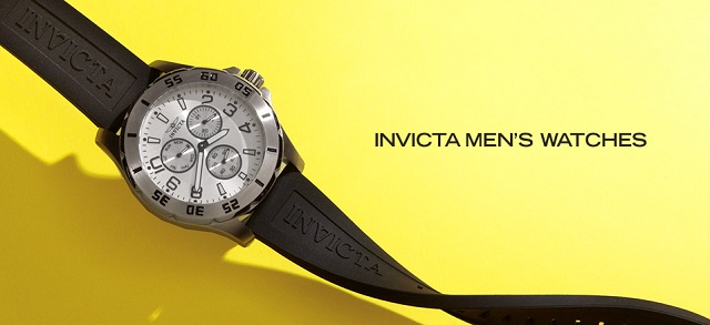 Invicta Men's Watches at MYHABIT