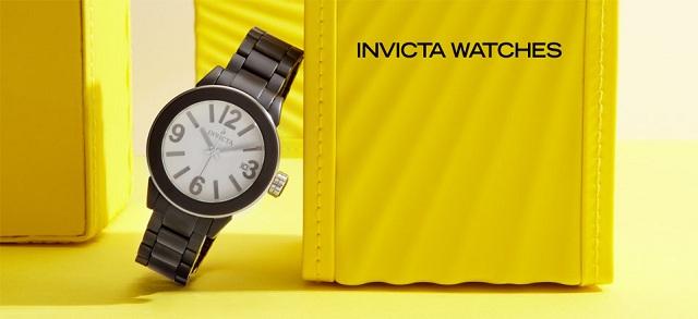 Invicta Watches at MYHABIT