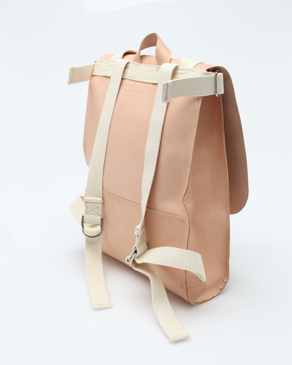 Materials + Process Sacagawea Carryall