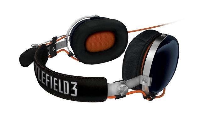 Razer Battlefield 3 BlackShark Expert 2.0 Gaming Headset