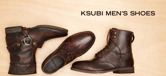 ksubi Men's Shoes at MYHABIT