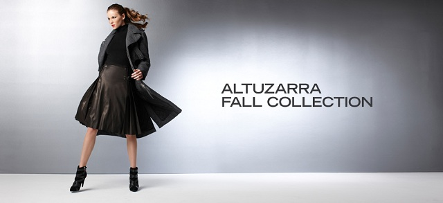 ALTUZARRA Fall Collection at MYHABIT
