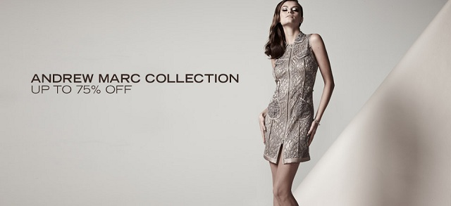Andrew Marc Collection Up to 75% Off at MYHABIT