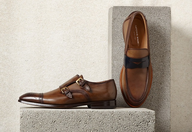 Antonio Maurizi Men's Shoes