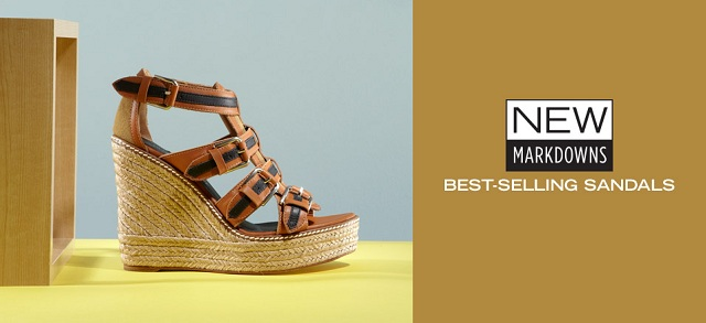 Best-Selling Sandals at MYHABIT