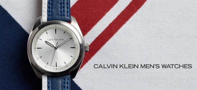 Calvin Klein Men's Watches at MYHABIT