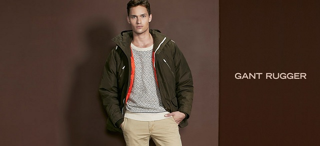GANT Rugger at MYHABIT