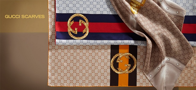 Gucci Scarves at MYHABIT