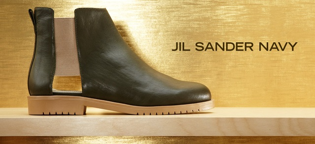Jil Sander Navy at MYHABIT