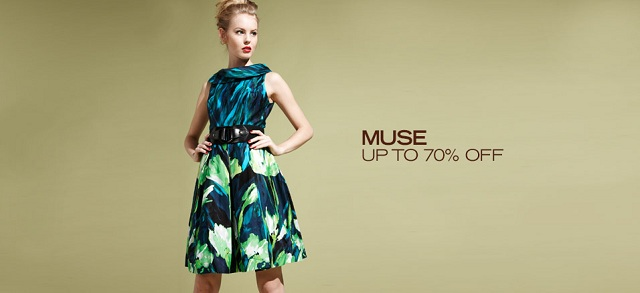 Muse Up to 70% Off at MYHABIT