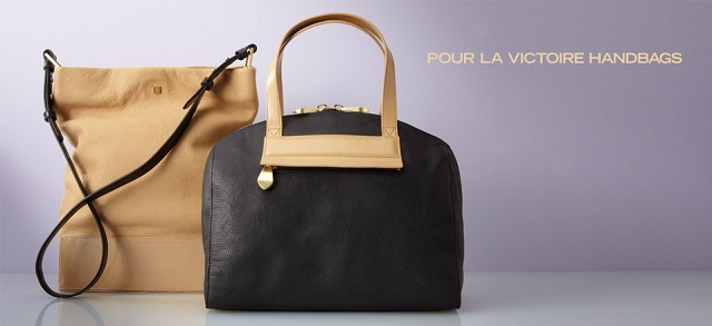 Pour La Victoire Handbags at MYHABIT