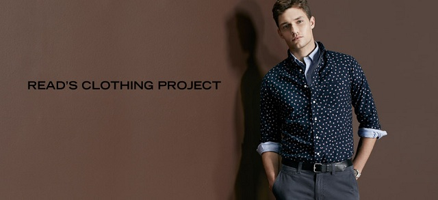 Read's Clothing Project at MYHABIT
