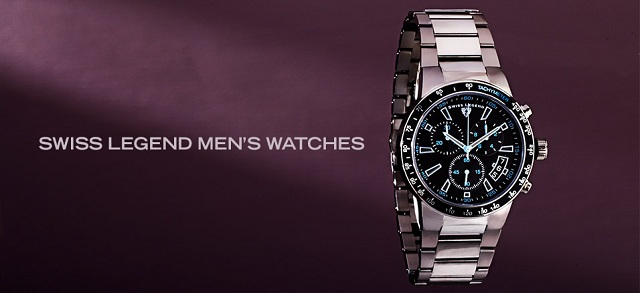 Swiss Legend Men's Watches at MYHABIT