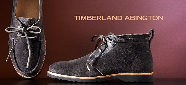 Timberland Abington at MYHABIT
