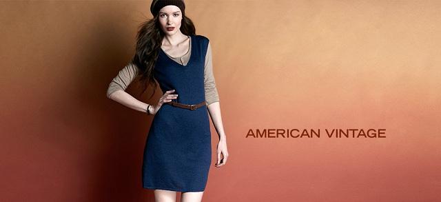 American Vintage at MYHABIT