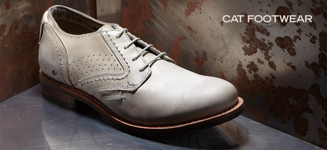 CAT Footwear at MYHABIT