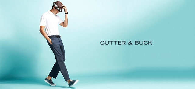 Cutter & Buck at MYHABIT