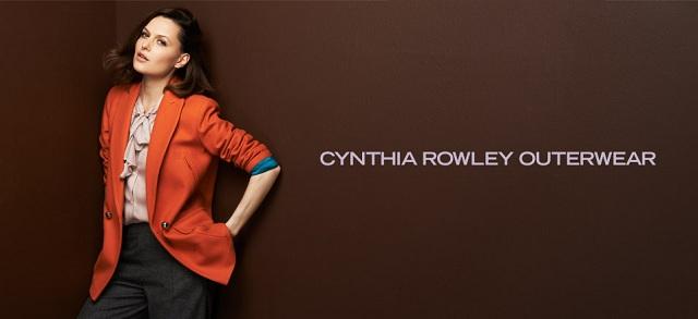 Cynthia Rowley Outerwear at MYHABIT