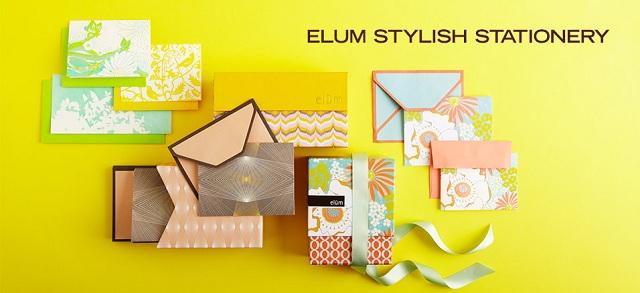 Elum Stylish Stationery at MYHABIT