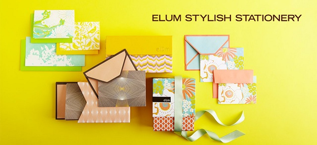 Elum Stylish Stationery at MYHABIT