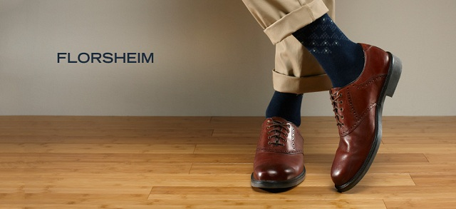 Florsheim at MYHABIT