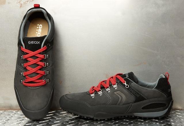 Geox Men's Fashion Sneaker
