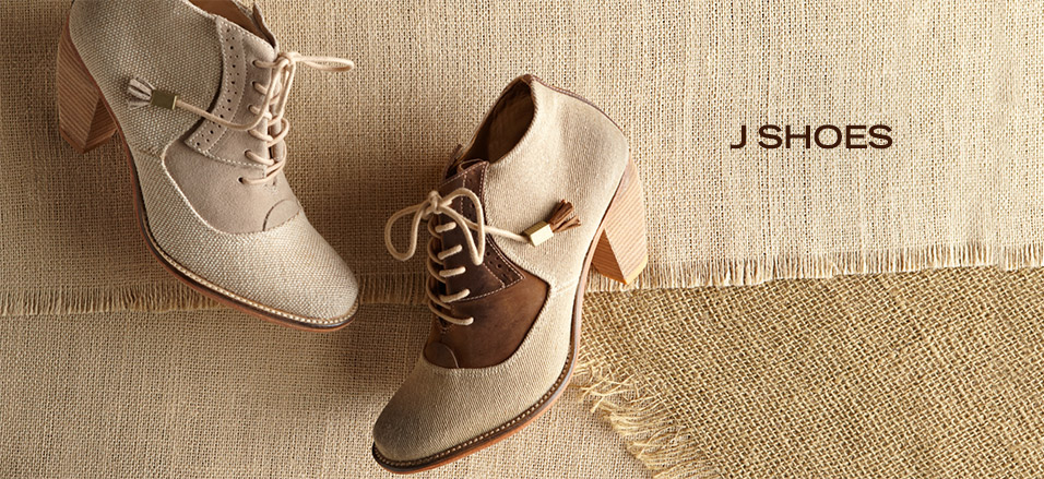J Shoes at MYHABIT