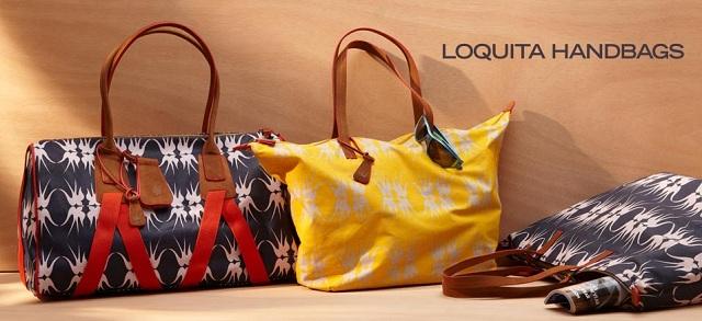 Loquita Bags at MYHABIT