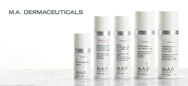 M.A. Dermaceuticals at MYHABIT