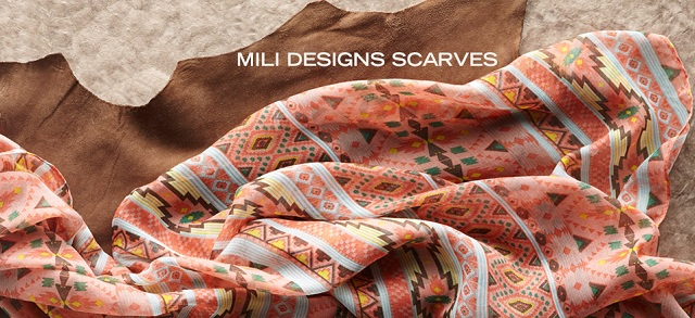 Mili Designs Scarves at MYHABIT