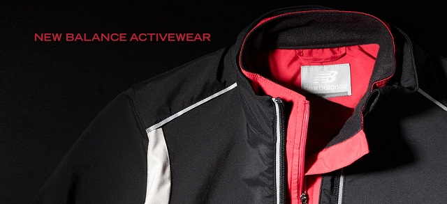 New Balance Activewear at MYHABIT