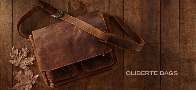 Oliberté Bags at MYHABIT