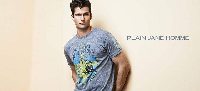 Plain Jane Homme at MYHABIT