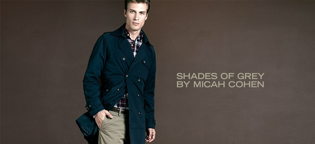 Shades of Grey by Micah Cohen at MYHABIT