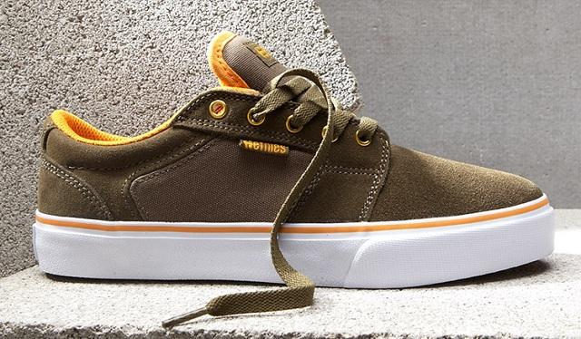 etnies Men's Barge LS Sneaker
