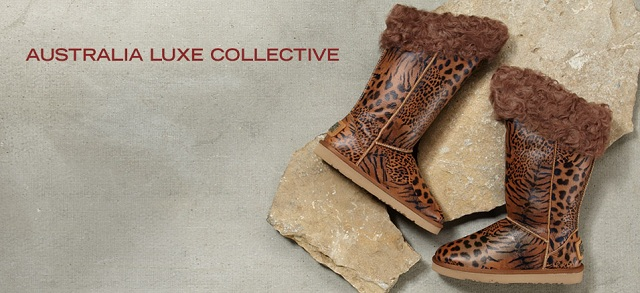 Australia Luxe Collective at MYHABIT