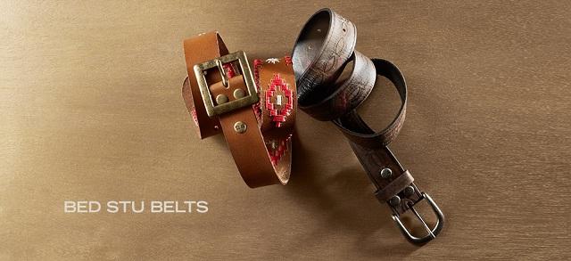Bed Stu Belts at MYHABIT