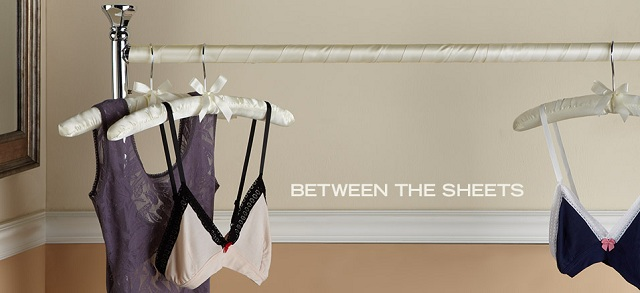 Between the Sheets at MYHABIT