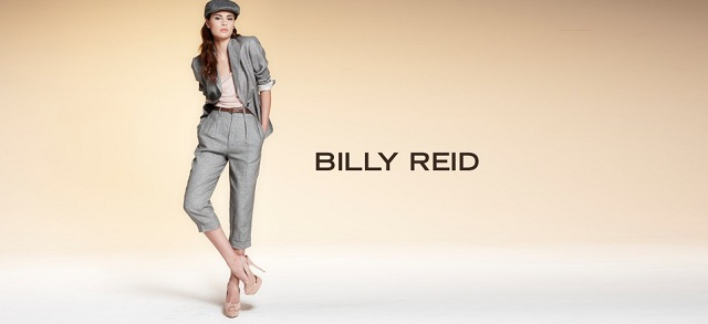 Billy Reid at MYHABIT