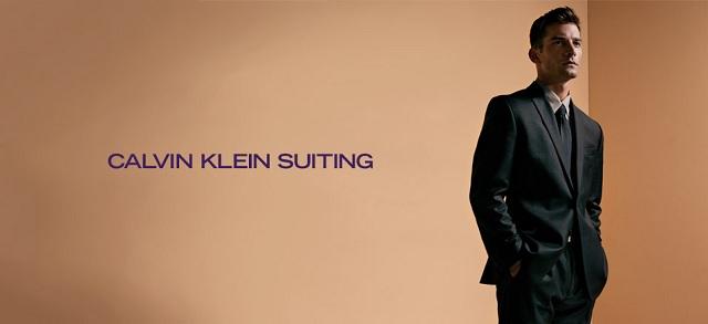 Calvin Klein Suiting at MYHABIT