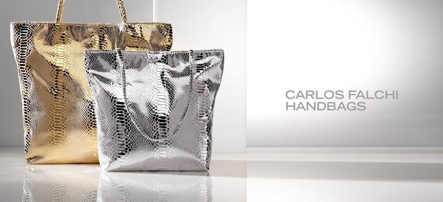 Carlos Falchi Handbags at MYHABIT