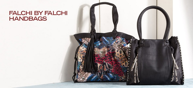 Falchi by Falchi Handbags at MYHABIT